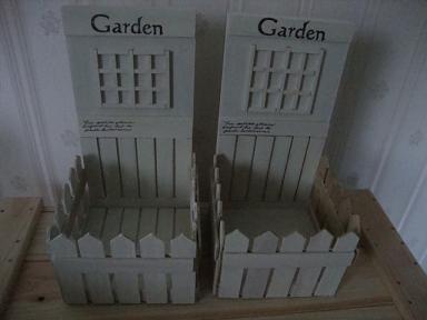 ガーデン風置き台