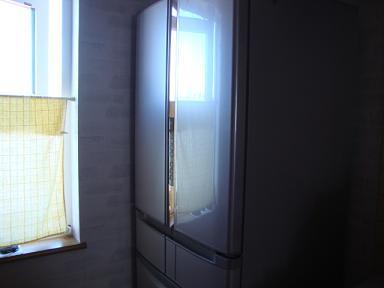 新しい冷蔵庫2