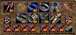 2013年装備