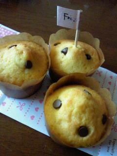Mちゃんカップケーキ