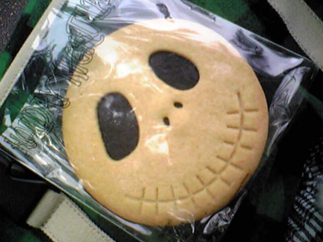 ジャックのクッキー