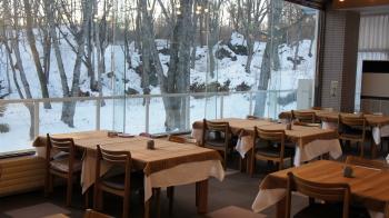 10食堂・朝の風景