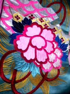 刺繍の丸帯CAVE4OI4