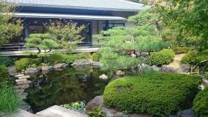 谷崎潤一郎記念館庭園