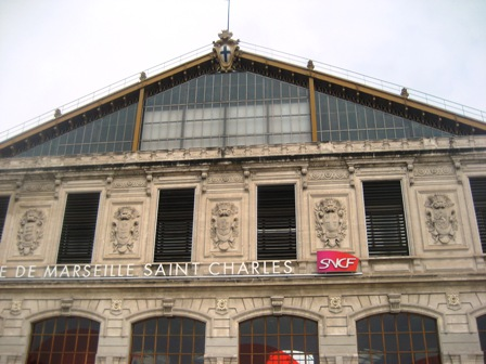 マルセイユ駅IMG_4843