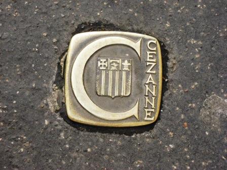 セザンヌ紋章IMG_4840