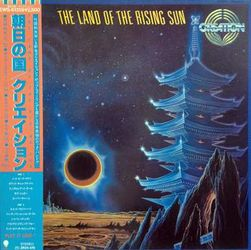 the land of the rising sun creation