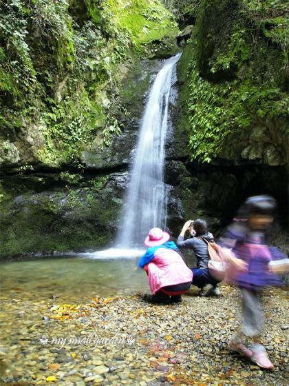 御岳山 七代の滝