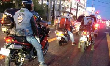 2013年 KROG東海ミーティング KR250 国道139号線 静岡県富士宮市