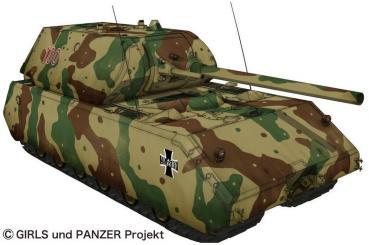 Panzerkampfwagen VIII Maus (Mouse)