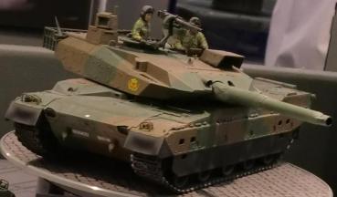 1/35 10式戦車 タミヤ  TAMIYA JLSDF 陸上自衛隊 Type10 Main Battle Tank 静岡ホビーショー  ガールズ&パンツァー GIRLS und PANZER