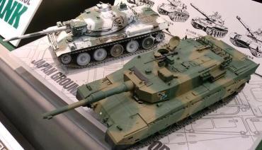 1/35 74式戦車 90式戦車 タミヤ  JLSDF 陸上自衛隊 Type74&90 Main Battle Tank 静岡ホビーショー  ガールズ&パンツァー GIRLS und PANZER