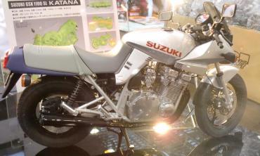1/6 GSX1100S SL スズキ70周年アニバーサリー