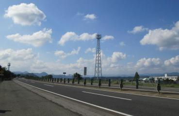 東北自動車道 安代JCT 十和田・小坂IC