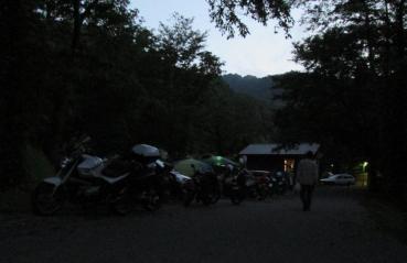 十和田湖 生出キャンプ場