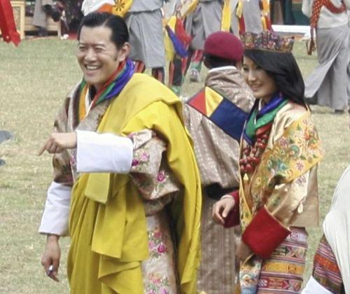 ブータン国王 結婚
