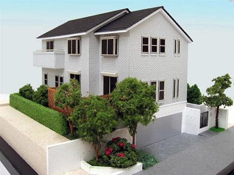 建築模型 住宅 画像