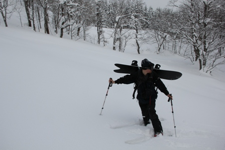 松音知登山 (3)