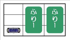 BAR狙いDDT2