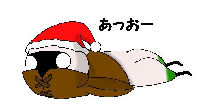 クリスマスマンドラ