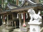 愛宕神社-若宮・奥宮(京都)24
