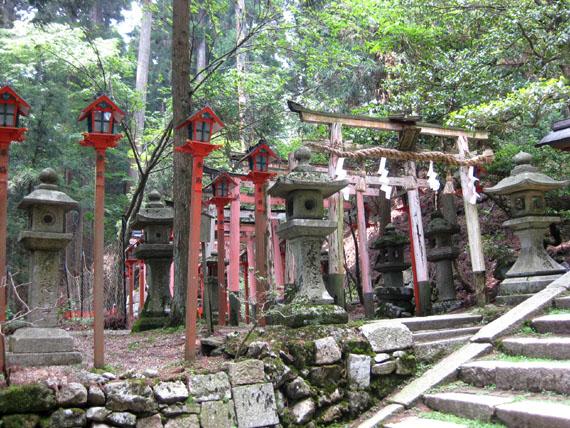 愛宕神社(京都)・稲荷社01