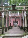 愛宕神社(京都)・稲荷社03