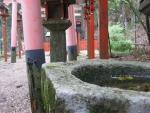 愛宕神社(京都)・稲荷社04