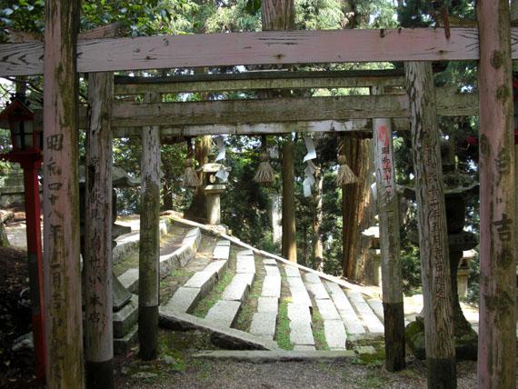 愛宕神社(京都)・稲荷社06