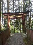 愛宕山・白髭神社12