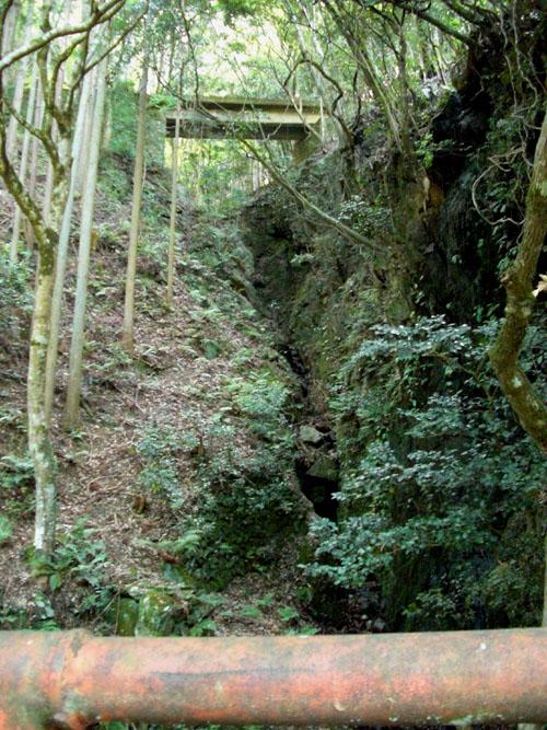 愛宕山下山と月輪寺33