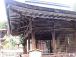 日吉・東本宮-樹下神社拝殿04