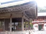 日吉・東本宮-樹下神社拝殿01