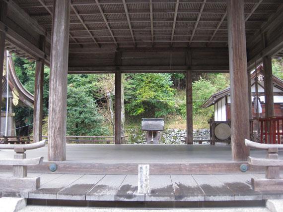 日吉・東本宮-樹下神社拝殿05