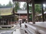 日吉・東本宮-樹下神社拝殿02
