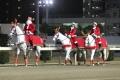 サンタ誘導馬 1