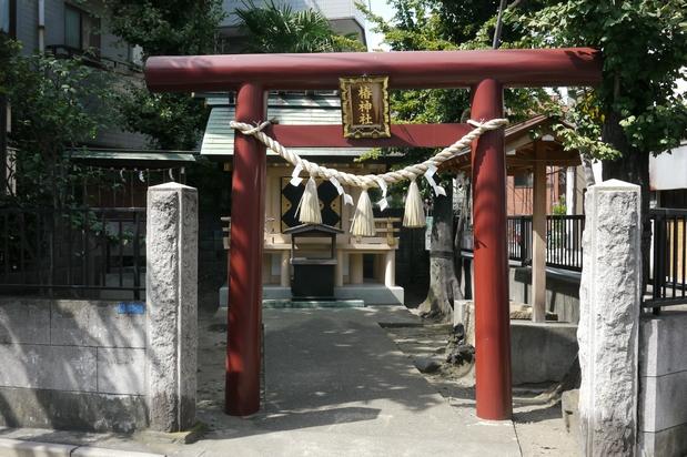 蒲田椿神社
