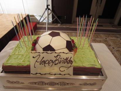 生誕50周年祭 ケーキ