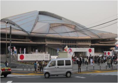 世界体操 東京体育館