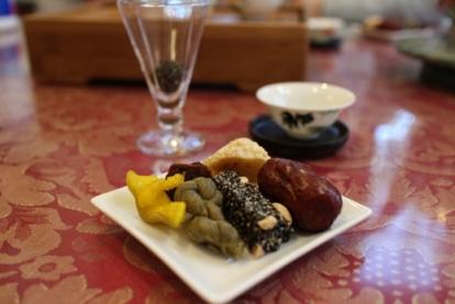中国茶菓子130415