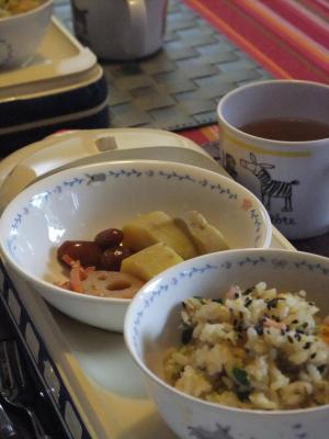 お昼ごはん3月6日(300)