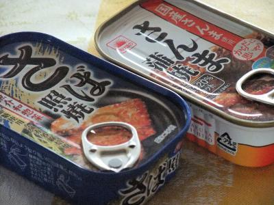 さんまの缶詰(400)