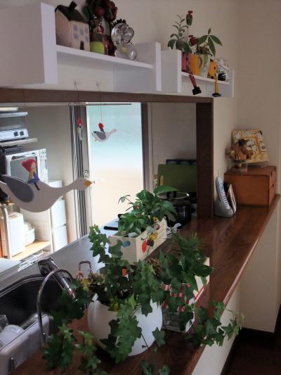 キッチン(400)