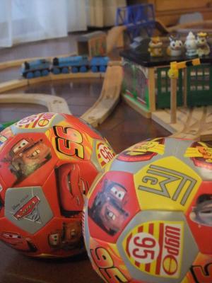カーズのサッカーボール(300)