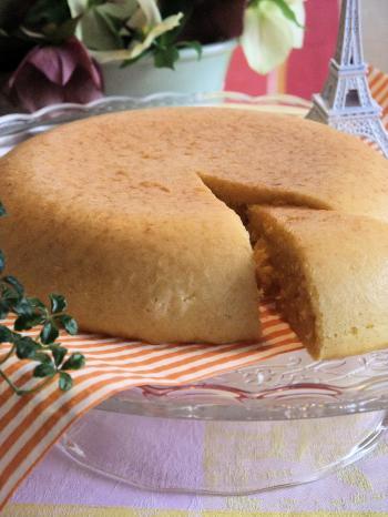 大きい!ジンジャーキャロットパンケーキ(350)