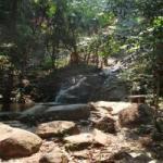 Maekampong滝