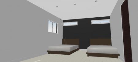 寝室 換気 黒 換気位置_convert_20111123230522