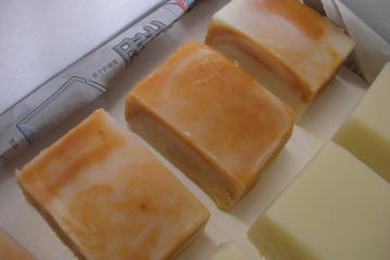 マーブル石鹸