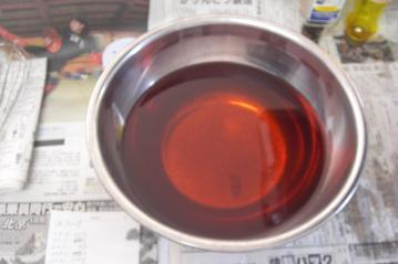 オリジナル石鹸油