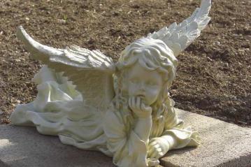 なつさら天使像